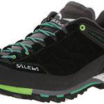 Salewa MS MTN Trainer GTX 00-0000063412 Herren Trekking- & Wanderhalbschuhe, Schwarz (Black/Assenzio), 44 EU (9.5 Herren UK)